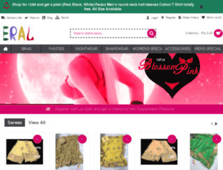 lingeral.com screenshot