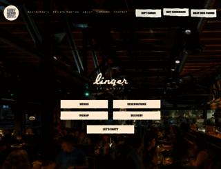 lingerdenver.com screenshot