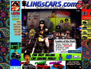 lingscars.com screenshot