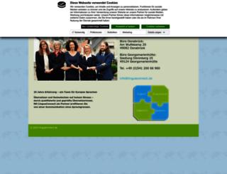 linguaconnect.de screenshot