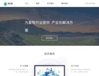 lingxianlicai.com screenshot