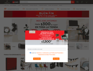 linio.com.mx screenshot