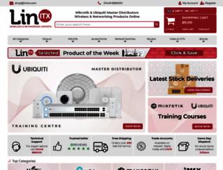 linitx.com screenshot