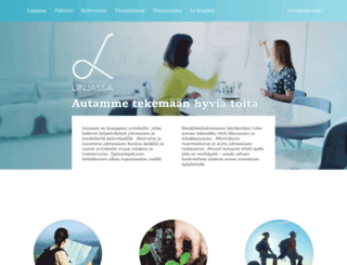 linjassa.fi screenshot
