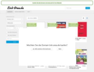 link-area.de screenshot