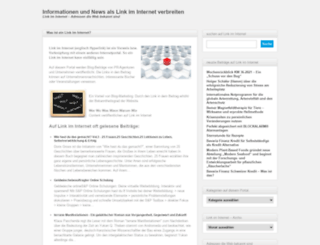 link-im-internet.de screenshot