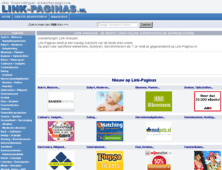 link-paginas.nl screenshot