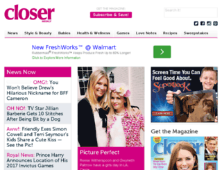 link.closerweekly.com screenshot