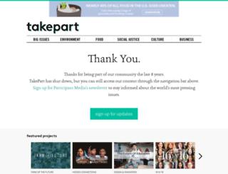 link.takepart.com screenshot