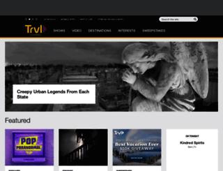 link.travelchannel.com screenshot
