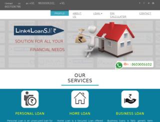 link4loans.com screenshot