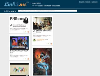link5.me screenshot