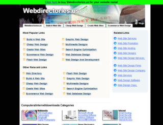 link73.webdirectories.us screenshot