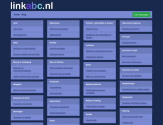 linkabc.nl screenshot