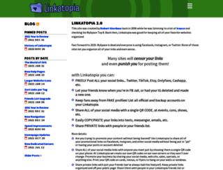 linkatopia.com screenshot