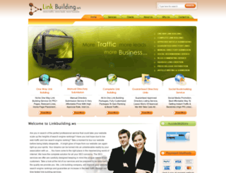 linkbuilding.ws screenshot