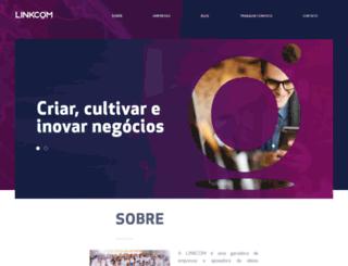 linkcom.com.br screenshot