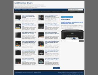 linkdownloaddrivers.blogspot.com screenshot