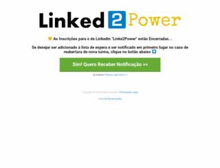linked2power.com screenshot