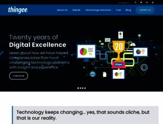 linkee.com screenshot
