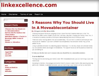 linkexcellence.com screenshot