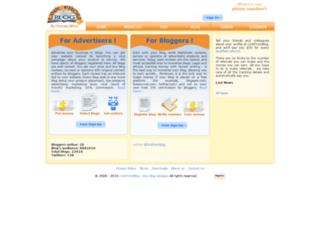 linkfromblog.com screenshot