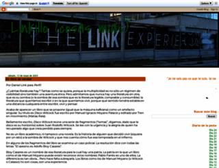 linkillo.blogspot.com screenshot