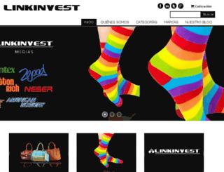 linkinv.onerhino.com screenshot