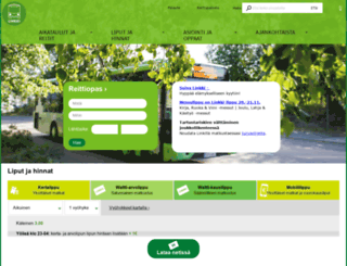 linkki.jyvaskyla.fi screenshot