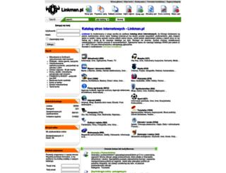 linkman.pl screenshot