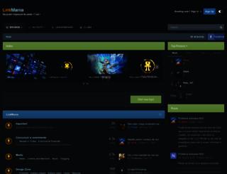 linkmania.ro screenshot