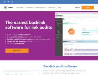 linkrisk.com screenshot