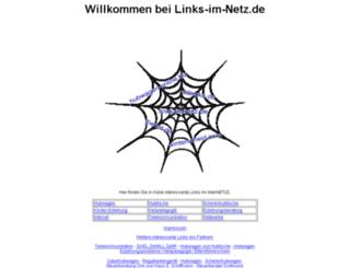 links-im-netz.de screenshot