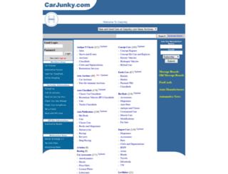 links.carjunky.com screenshot