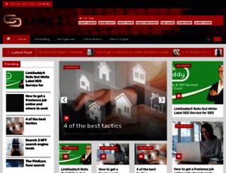 links2.info screenshot