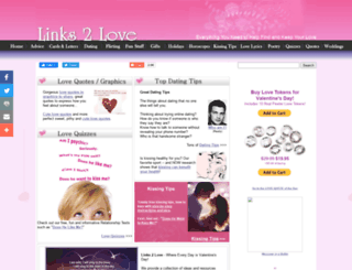 links2love.com screenshot