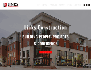 linksconstruction.biz screenshot