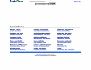 linksdir.com screenshot