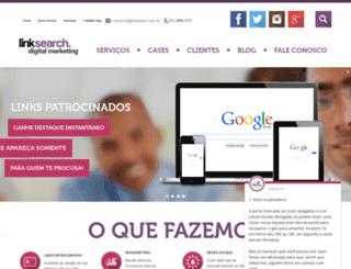 linksearch.com.br screenshot