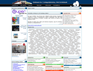 linkteam.hu screenshot