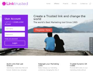 linktrusted.com screenshot