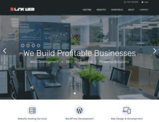 linkweb.ca screenshot