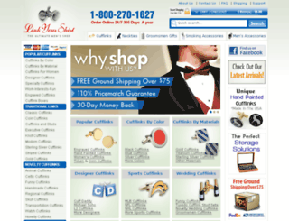 linkyourshirt.com screenshot