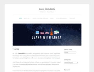 lintacse.wordpress.com screenshot