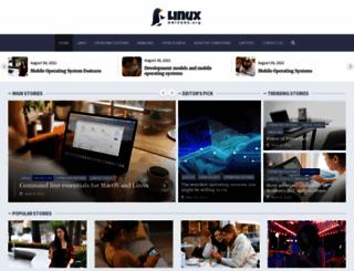 linux-drivers.org screenshot