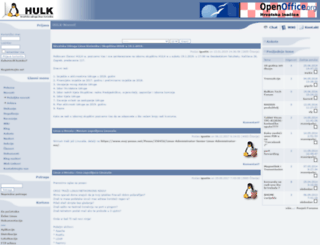linux.hr screenshot