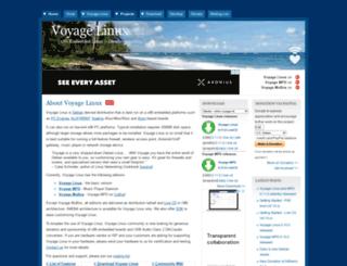 linux.voyage.hk screenshot