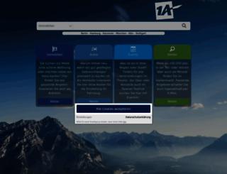 linux1.1a-infosysteme.de screenshot