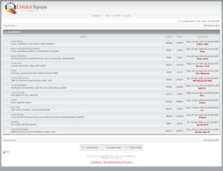 linuxmisc.com screenshot