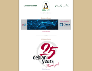linuxpakistan.net screenshot